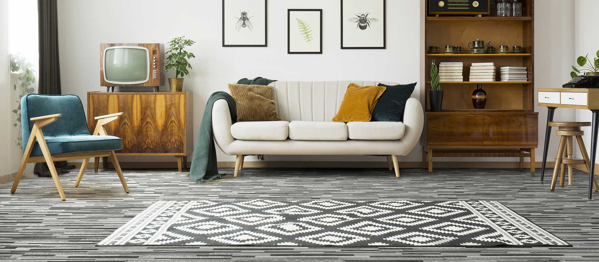 New flooring product colour options