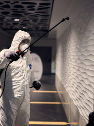 Disinfection and Sanitisation Services