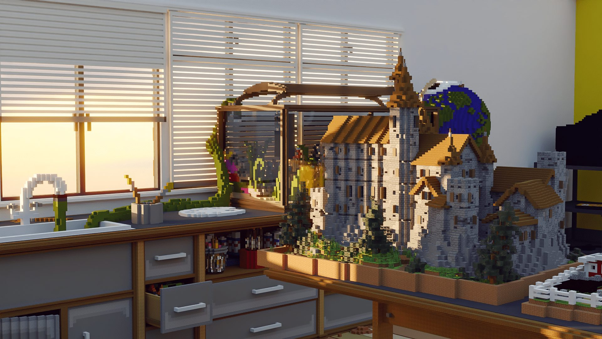 Papercraft Adventure by Jigarbov Productions