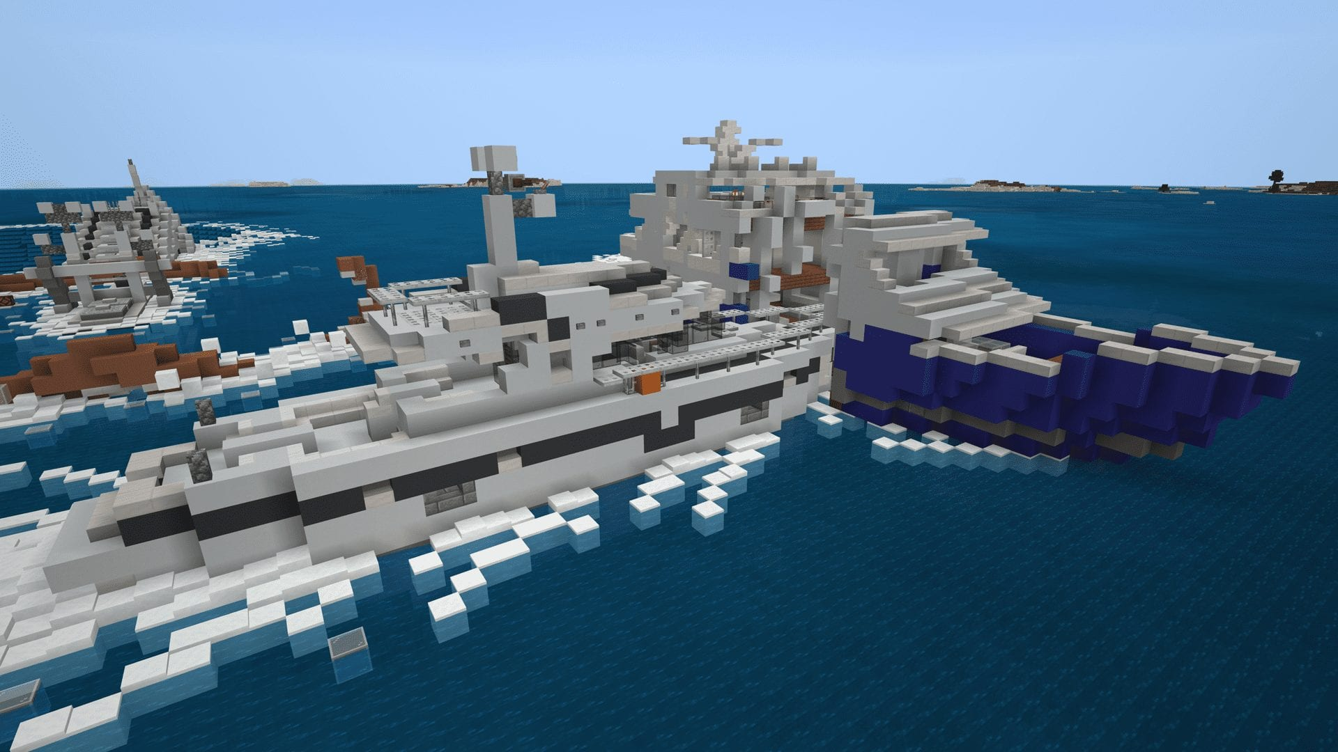 Mission Rescue: Shipwreck by Jigarbov Productions