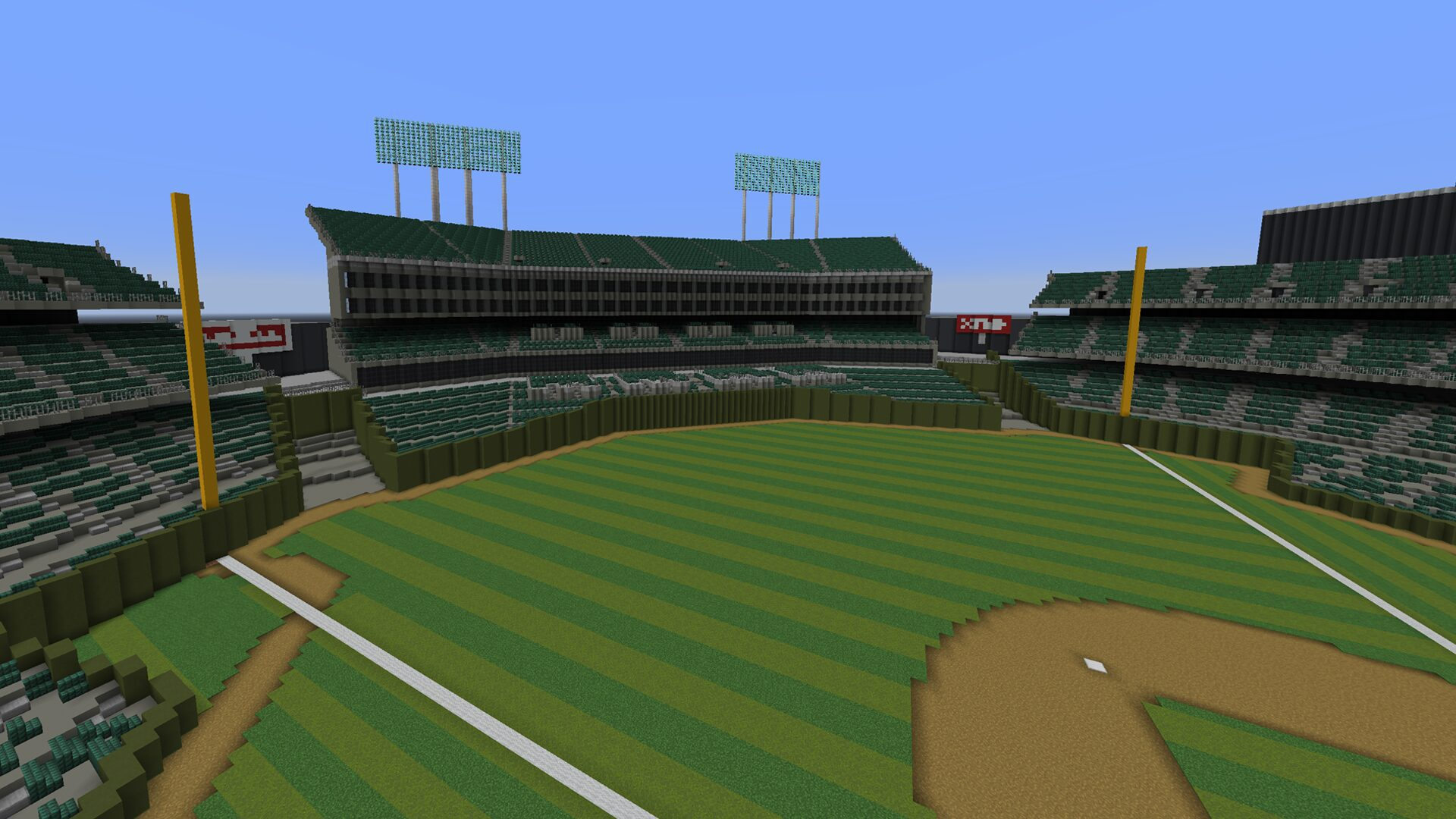 Ring Central Coliseum Minecraft