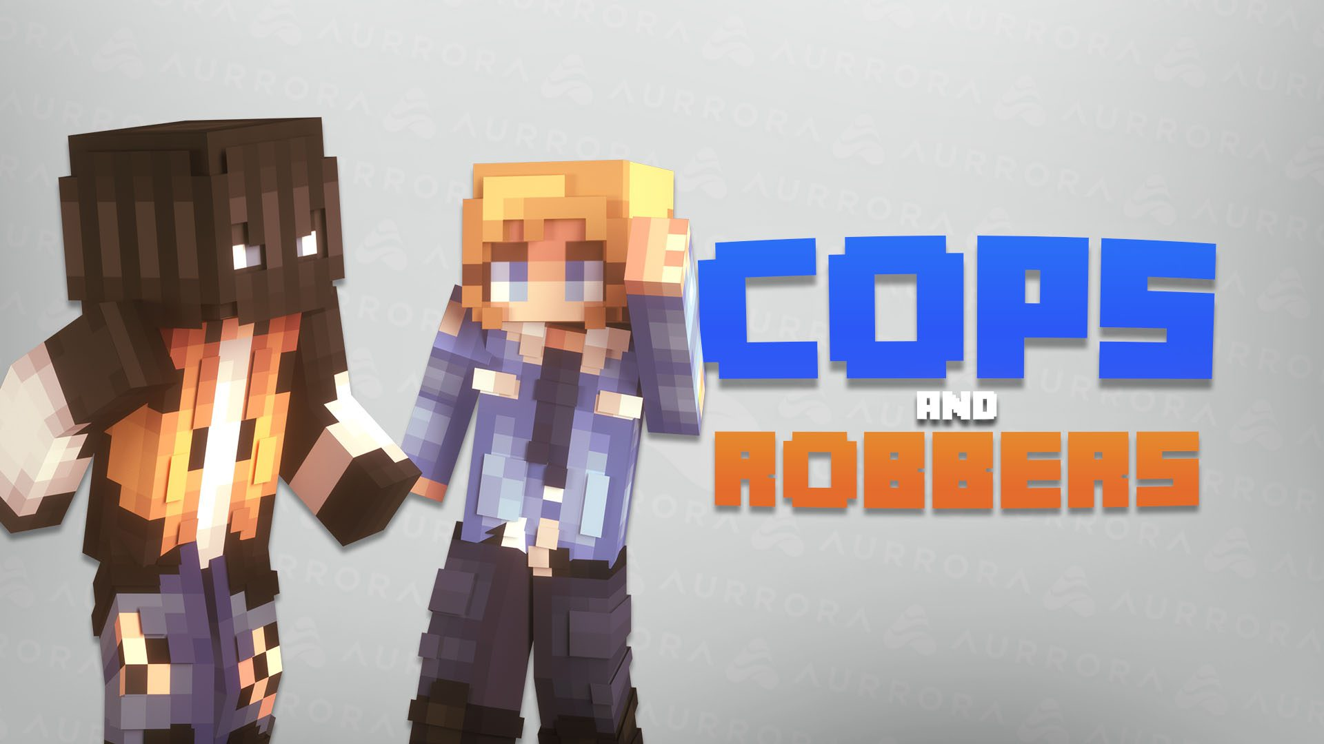 Cops And Robbers Skin Pack Minecraft Marketplace Aurrora